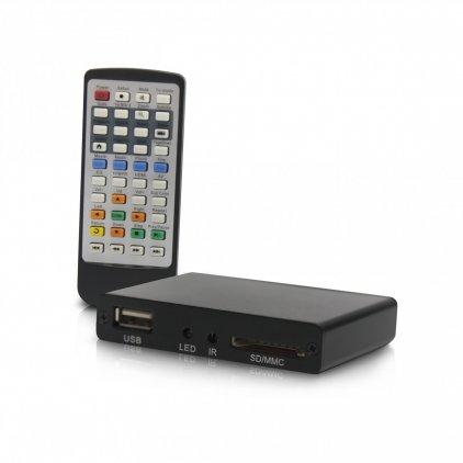 MCplayer MINI HD MEDIA BOX 1080P