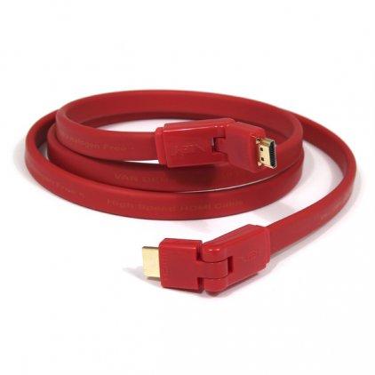 Кабель Van Den Hul HDMI Flat 180 5.0m