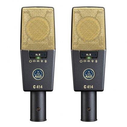 Микрофон AKG C414XLII ST