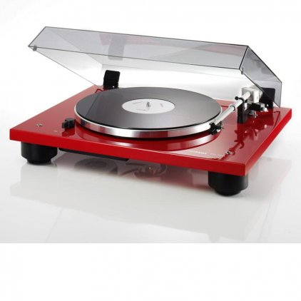 Thorens TD-206 red