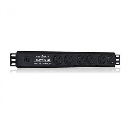 Экранированный сетевой резветвитель Wire World MATRIX2 Rack Mount Power Strip
