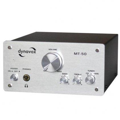 Стереоусилитель Dynavox MT-50 silver
