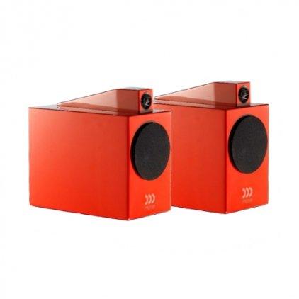Акустическая система Morel Octave Signature Bookshelf piano red