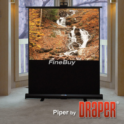 """Экран Draper Piper HDTV (9:16) 196/77"""" 96*171 MW (XT1000E) 230166"""