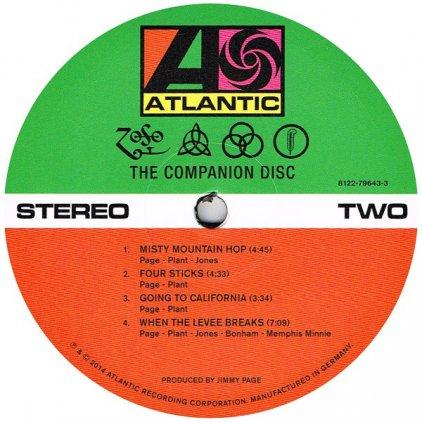 Виниловая пластинка Led Zeppelin LED ZEPPELIN IV (Deluxe Edition/Remastered/180 Gram)