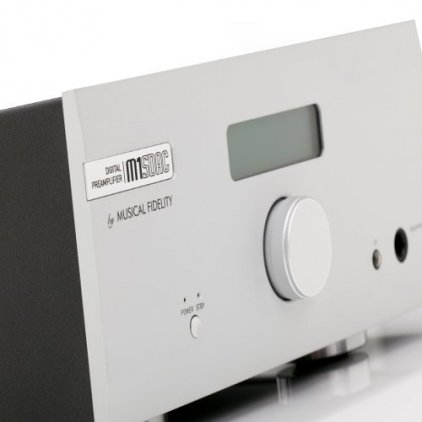 Musical Fidelity M1SDAC silver