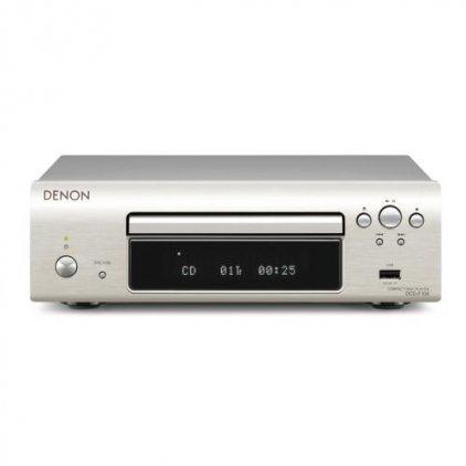 CD проигрыватель Denon DCD-F109 premium silver
