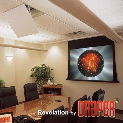 """Экран Draper Baronet AV (1:1) 70/70"""" 178*178 MW  130111"""
