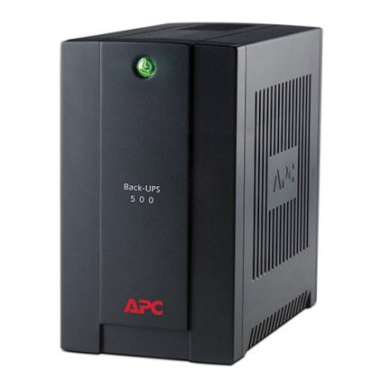 APC Back-UPS BC500-RS 500 black