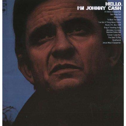 Johnny Cash HELLO, I'M JOHNNY CASH