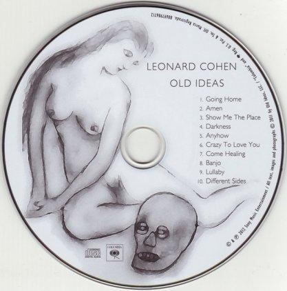 Виниловая пластинка Leonard Cohen OLD IDEAS (LP+CD)