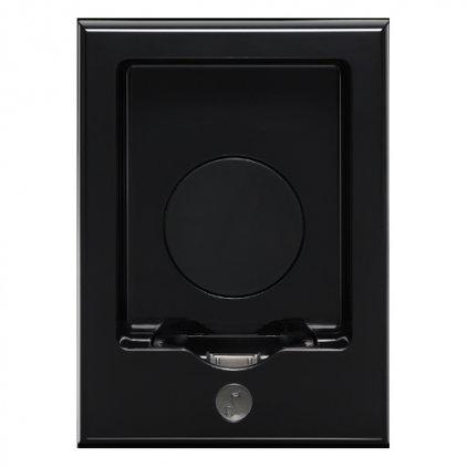 Мультирум iPort IW Black Faceplate