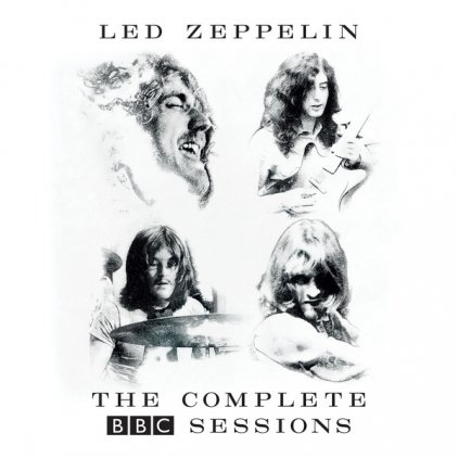 Виниловая пластинка Led Zeppelin THE COMPLETE BBC SESSIONS (Box set/180 Gram/Remastered)