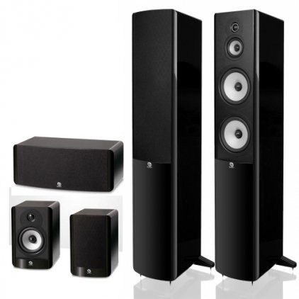 PULT.RU Boston Acoustics A360+A25+A225C black