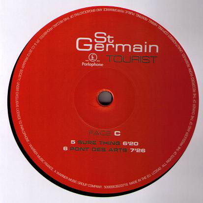 St Germain TOURIST (180 Gram/Remastered)