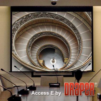 "Draper Baronet HDTV (9:16) 185/73"" 91*163 MW (XT1000E) eb"