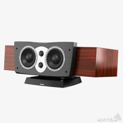 Dynaudio Confidence Center Platinum rosewood laquer