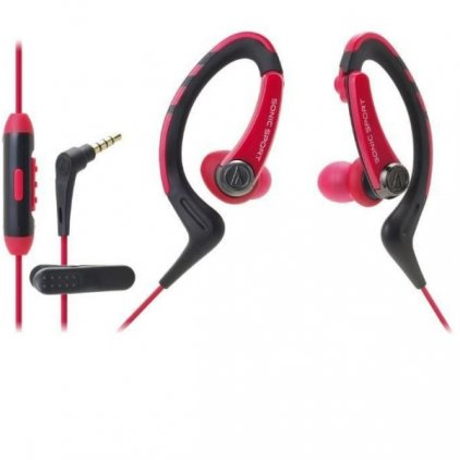 Audio Technica ATH-SPORT1iS RD