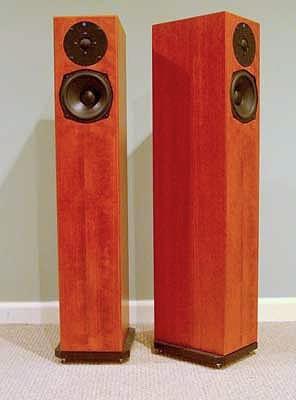 Totem Acoustic Sttaf cherry