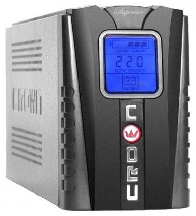Crown Micro CMU-650VA LCD