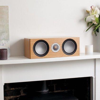 Monitor Audio Silver C150 (6G) black oak