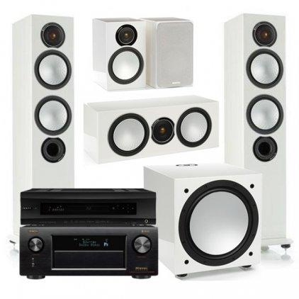 PULT.RU №81 (Denon + Monitor Audio)