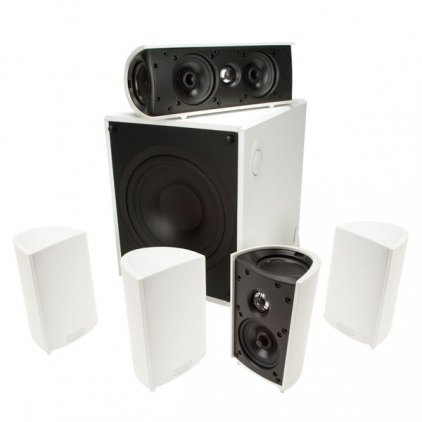 Definitive Technology ProCinema 600 System white