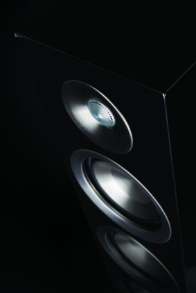 Напольная акустика Paradigm Prestige 85F walnut
