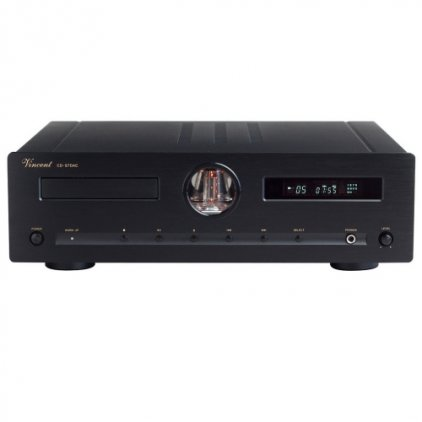 Vincent CD-S7DAC black