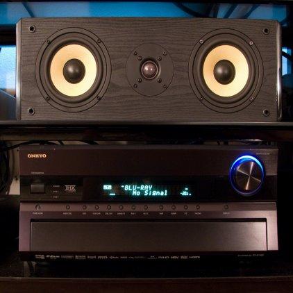 Центральный канал RBH TK-515C black