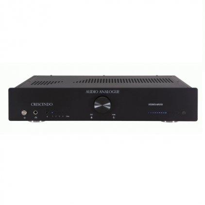 Audio Analogue Crescendo Integrated Amplifier black