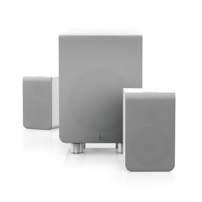 Комплект Bluesound DUO D30 gloss white