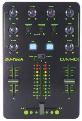 Микшер DJ-Tech DJM-101