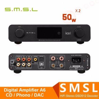 SMSL A6 black