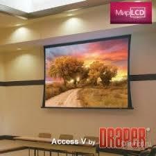"""Draper Access/E HDTV (9:16) 234/92"""" 114*203 MW (XT1000E)"""