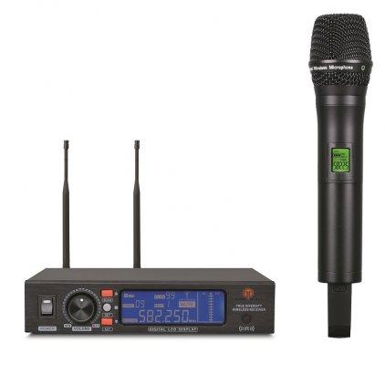 Радиосистема Arthur Forty U-990C PSC (UHF)