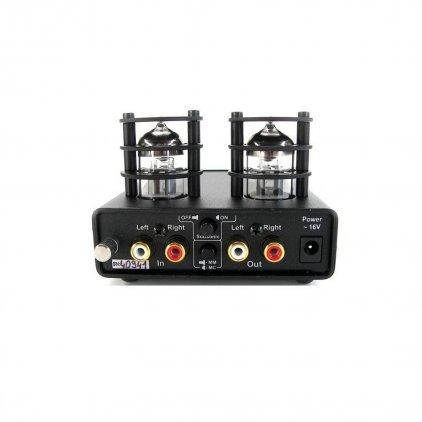 Pro-Ject Tube Box S (ламповый фонокорректор MM/MC) black