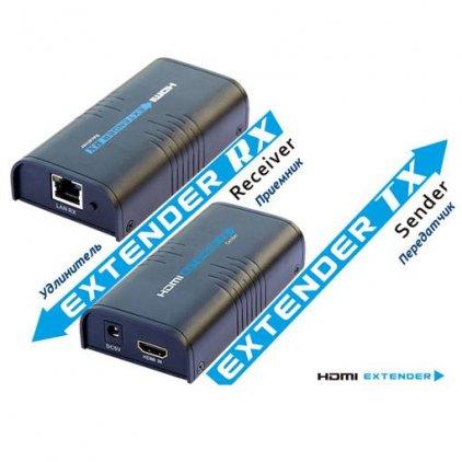HDMI удлинитель Mobidick VLC3ET732 V2.0 (трансмитер + ресивер)