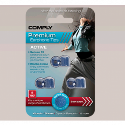 Comply S-200 Blue Medium (3 пары)