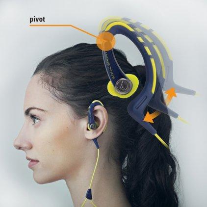 Audio Technica ATH-SPORT1iS NV