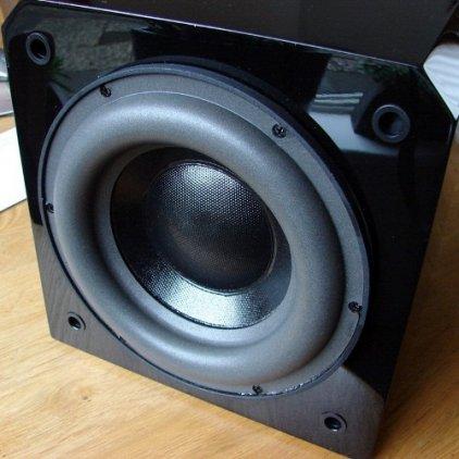 SUNFIRE HRS-8 black