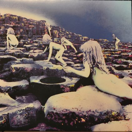 Виниловая пластинка Led Zeppelin HOUSES OF THE HOLY (Super Deluxe Edition Box set/Remastered/2CD+2LP/180 Gram/Hardbound 80-page book)