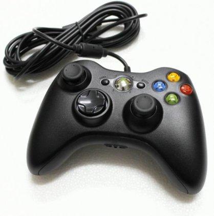 Microsoft Проводной контроллер Microsoft Xbox 360