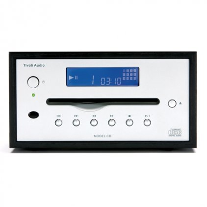 Tivoli Audio Model CD black/silver (MCDBLKB)