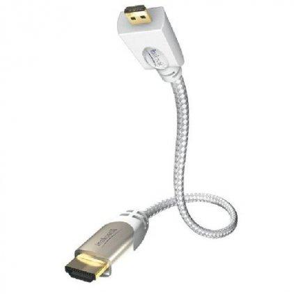 In-Akustik Premium Micro HDMI, 0.75 m, 00423307