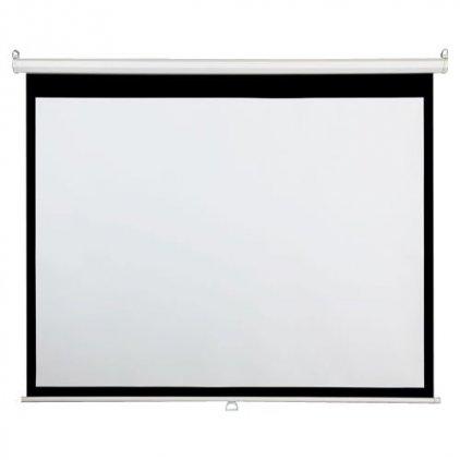 "Экран Draper Accuscreen Manual NTSC (3:4) 305/120"" (69x92"") 175*234 MW800006"