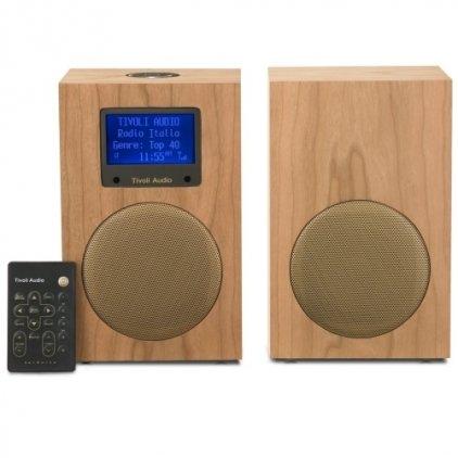 Tivoli Audio NetWorks Stereo walnut/gold (NCWLG)
