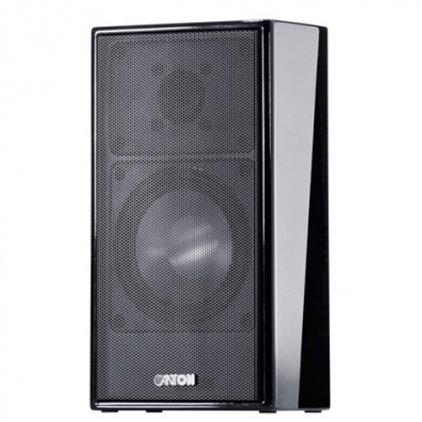 Canton CD 310 black high gloss (пара)