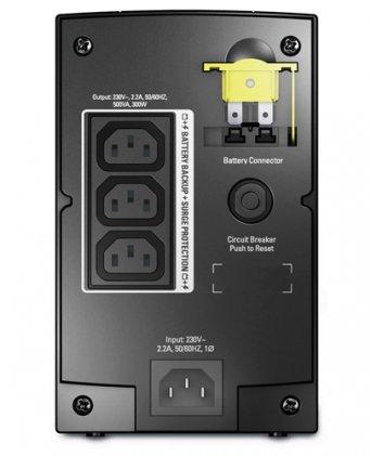APC Back-UPS BX500CI 500VA black