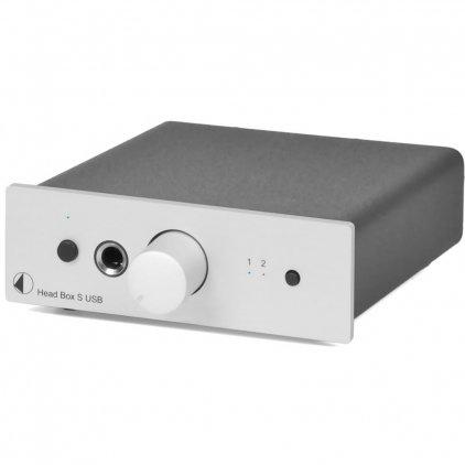 Pro-Ject Head Box S USB black